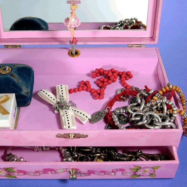 Ballerina Recital Music Box
