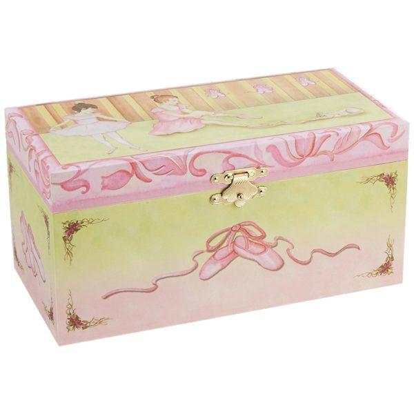 Enchantmints Ballet Shoes Music Box