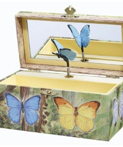 Enchantmints Butterfly Music Box