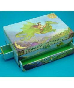 Enchantmints Dragons World Music Box