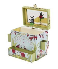 Enchantmints Ladybug Music Box