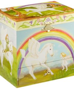 Enchantmints Pegasus Music Box
