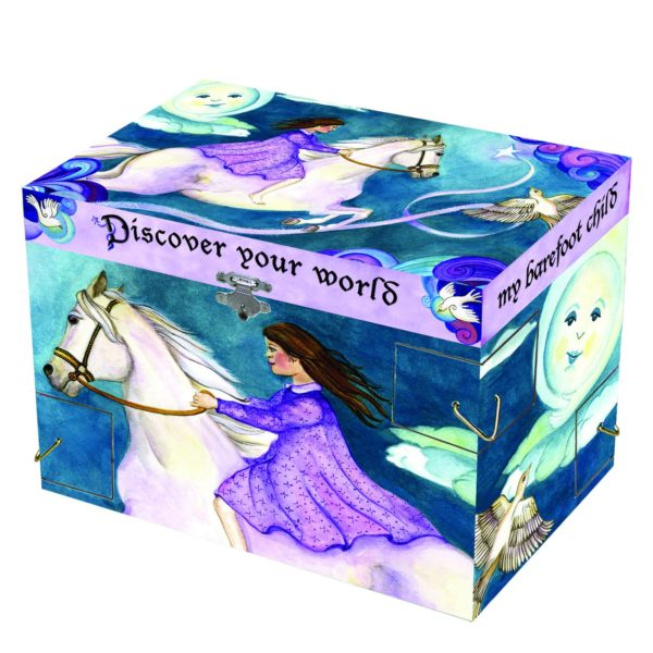 Enchantmints Discover Your World Music Box