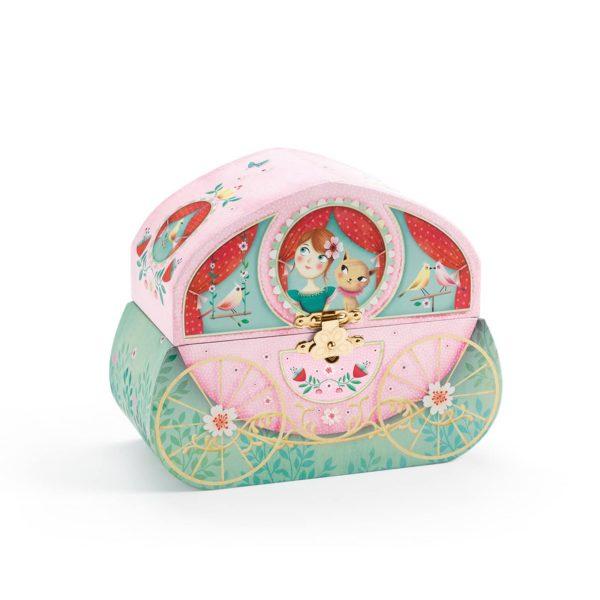 Djeco Music Box Carriage Ride