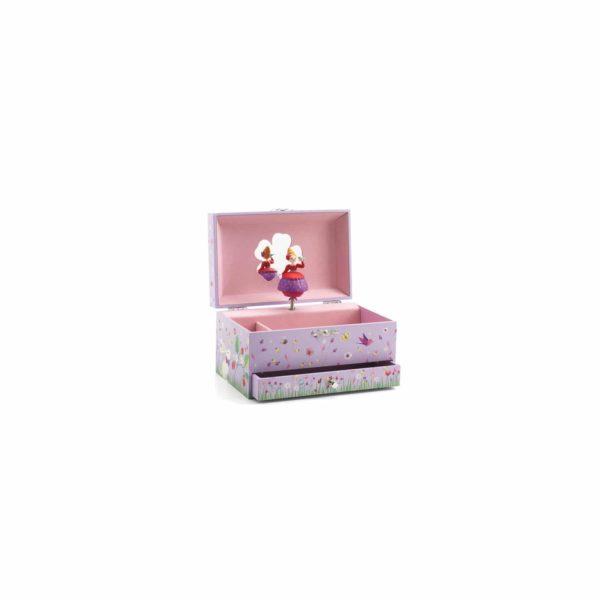 Djeco Princess Music Box