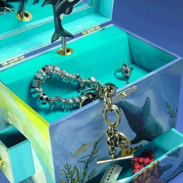 Ocean Friends Music Box